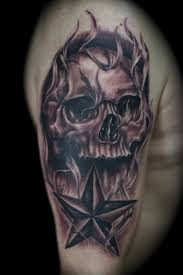 nor cal and skull tattoomagz