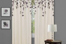 black and white curtains ideas full size of grey and white