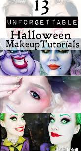 Easy Halloween Makeup Tutorials by 18 Best Halloween Images On Pinterest Halloween Makeup