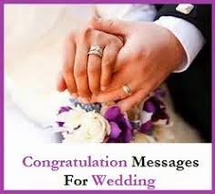 wedding wishes cousin congratulation messages wedding congratulation messages for
