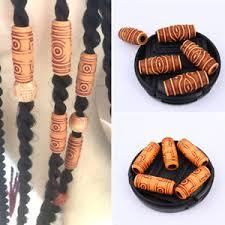 dreadlock accessories 10pcs dreadlock braid hair ring cuff clip tibetan hair