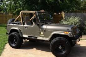 jeep wrangler 88 1988 jeep wrangler owned by carroll shelby