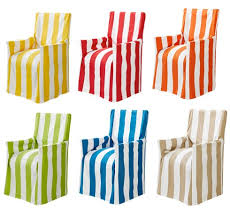 Director Chair Covers Directors Chair Cover New 100 Cotton Assorted Beach Stripe