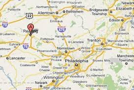 map of berks county pa paterson is convicted in pa of killing his nj com