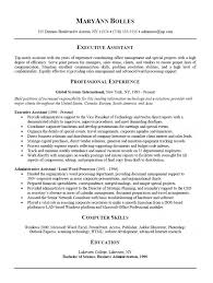 administrative assistant resume assistant resume