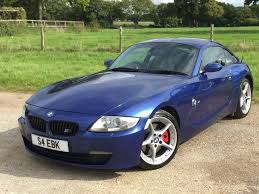 used 2008 bmw z4 coupe z4 si sport coupe for sale in west sussex