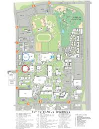Miami Dade College North Campus Map by Tsu Map My Blog