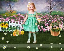 Easter Backdrops Digital