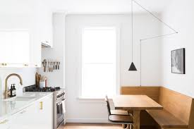 this bright brooklyn apartment carves an extra room out of thin