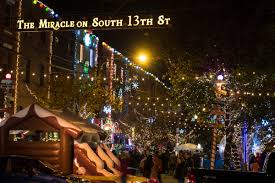 photos miracle on south 13th street is back with a smart twist