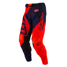 youth motocross gear combos troy lee designs 2017 new mx kids gp quest flo orange navy tld