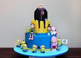 despicable me cake topper despicable me cupcakes are a villainous treat cake milk