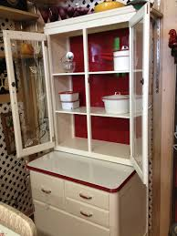 Red And White Kitchen by C Dianne Zweig Kitsch U0027n Stuff Red And White Smaller Hoosier