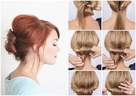 Einfache Hochsteckfrisurenen Zum Selber Machen Kurze Haare by 100 Einfache Hochsteckfrisurenen Selber Machen Kurze Haare