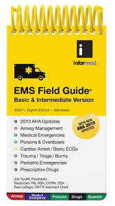 ems field guide basic and intermediate version amazon co uk