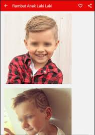 model rambut anak cowo gaya rambut anak laki laki apps on google play