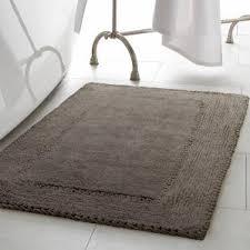 Brown Bathroom Rugs 30 X 50 Bath Rug Wayfair
