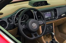 volkswagen beetle convertible interior 2013 volkswagen beetle convertible revealed autoevolution