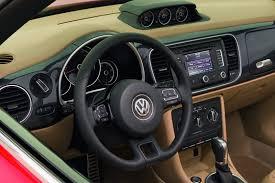 new volkswagen beetle interior 2013 volkswagen beetle convertible revealed autoevolution