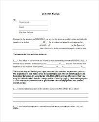 19 free notice examples u0026 samples