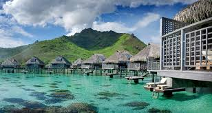 Tiki Hut On Water Vacation Overwater Bungalows Closest To Hawaii Overwater Bungalows