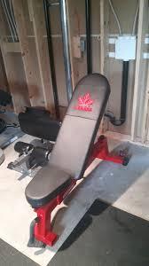 Snowboard Bench Legs Legend 3103 Pad Gap Question Bodybuilding Com Forums