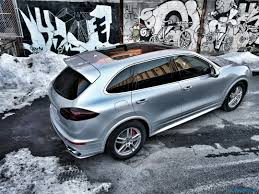 porsche suv inside 2016 porsche cayenne turbo review slashgear