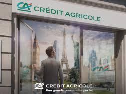 si e social cr it agricole gruppo crédit agricole italia presenta la sua prima cagna