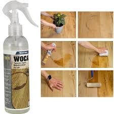 woca neutralizer spray remove water stains from wood