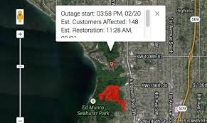 Power Outage Map Seattle by Seattle City Light Outages 62nd Mpco Lamp U0026 Lightning