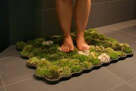 Bathroom Rug Sale Moss Shower Mat Moss Bath Rug Green Bathroom