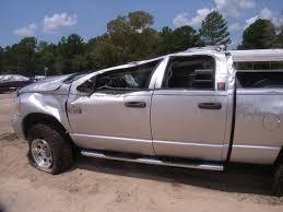 wrecked dodge dakota for sale wrecked lifted silver dodge ram 2500 truck dodge ram black