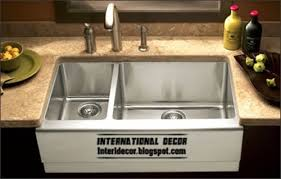 Types Of Kitchen Sinks Come And Take Your Pick - Different types of kitchen sinks