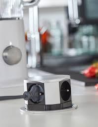 prise pour cuisine prise electrique encastrable plan de travail cuisine beautiful