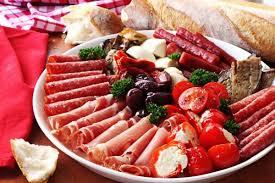 create a delicious antipasto platter