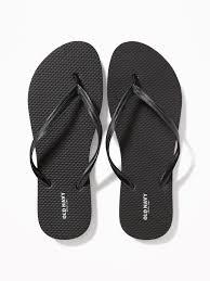 flip flop classic flip flops for women navy