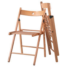 ikea terje folding chair you can fold the chair so it takes less