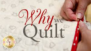 why we quilt shabby fabrics youtube