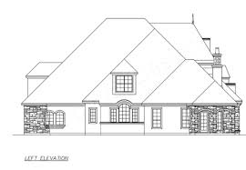 gray hawk french country house plans luxury floor plan
