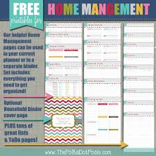 Free Home The Polka Dot Posie Month 1 Creating A Budget Planner U0026 Making