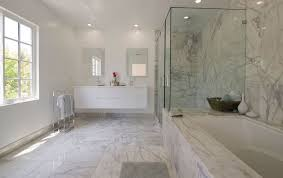 white marble bathroom ideas sophisticated bathroom designs that use marble to stay trendy