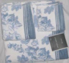 Shabby Chic Bath Towels by Laura Ashley 100 Cotton Bath Towels U0026 Washcloths Ebay