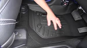 weathertech jeep wrangler review of the weathertech front floor mats on a 2014 jeep wrangler