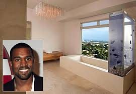 kanye west photos inside celebrity homes ny daily news