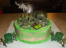 call of duty cake topper coolest call of duty cake 15 army men and birthdays