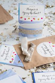The Knot Favors by Tying The Knot Bridal Shower Favors Weddings Ideas From Evermine