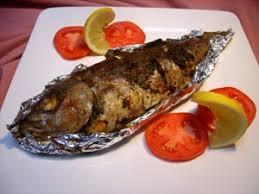cuisine tunisienne poisson recette poisson farci aux herbes