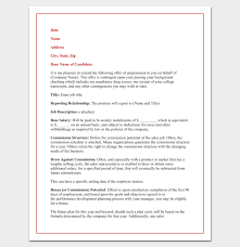 appointment letter manager job appointment letter 22 samples in word doc pdf format