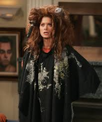 hair styles for deborha on every body loves raymond debra messing will and grace the rachel hair fail