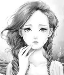 she has a sensitive heart easy to break behind her seemingly thick